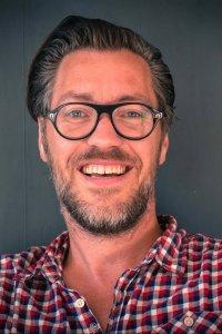 Plata trainer Dennis Vrooland